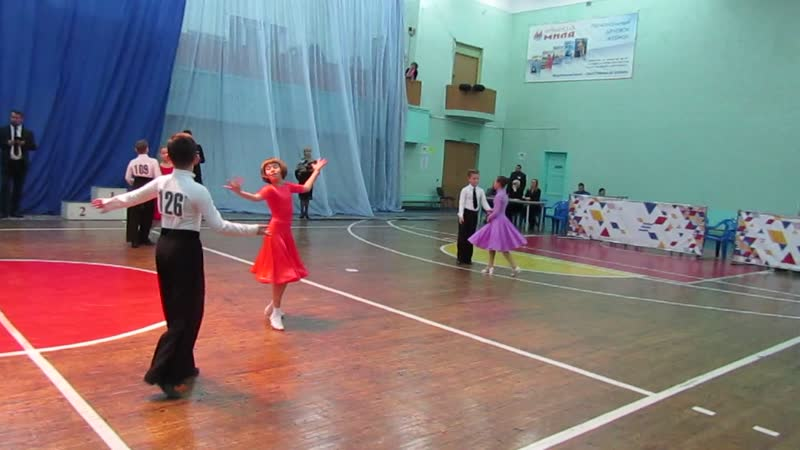 Первенство города Мурманска Дети-2(Е класс)17.02.19 финал 3 место