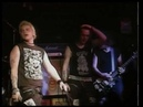 Extreme Noise Terror Conned Through Life Live at Fulham Greyhound London UK 1989