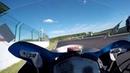 Макар Юрченко круг 1 12 по трассе Нижегородское кольцо на Yamaha R6 с комментариями пилота