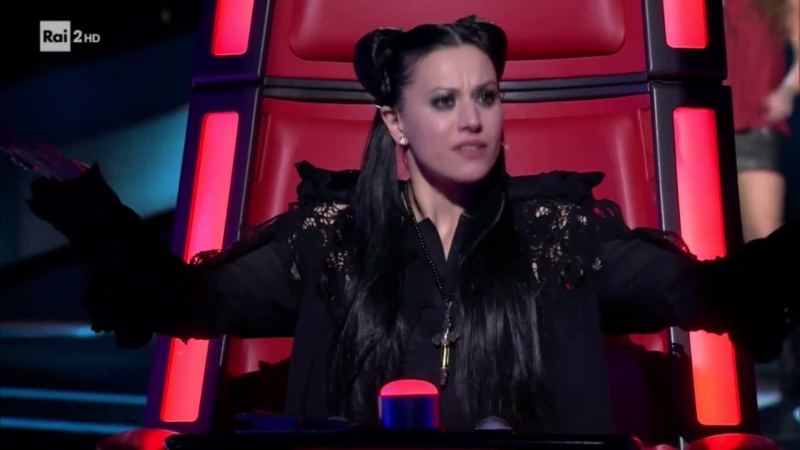 The Voice Of Italy, episode 2: Cristina's Compilation