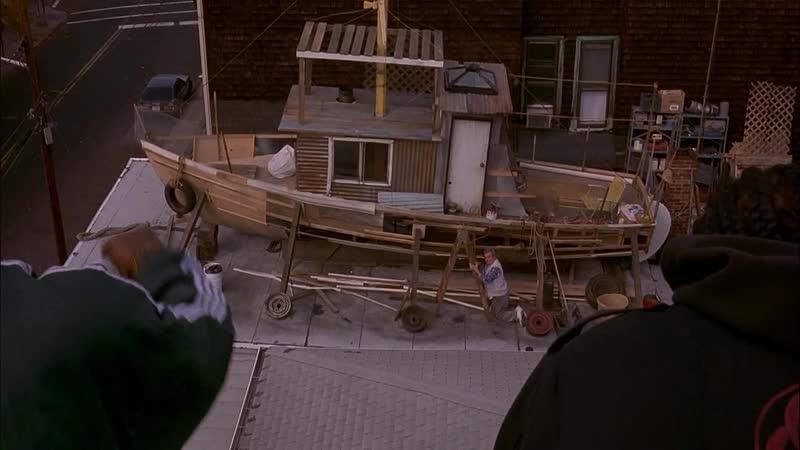 ПЁС-ПРИЗРАК ПУТЬ САМУРАЯ (1997) - боевик, драма, триллер. Джим Джармуш 1080p]
