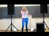 Indila - Derniere Danse( cover by Marina)