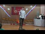 Конкурс военно-патриотической песни Во имя жизни на земле! 21 апреля 2018 Песня Синева в исполнении Пономарёва Сергея Сельское п