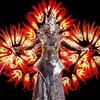 Extravaganza show/ Световое и Огненное шоу