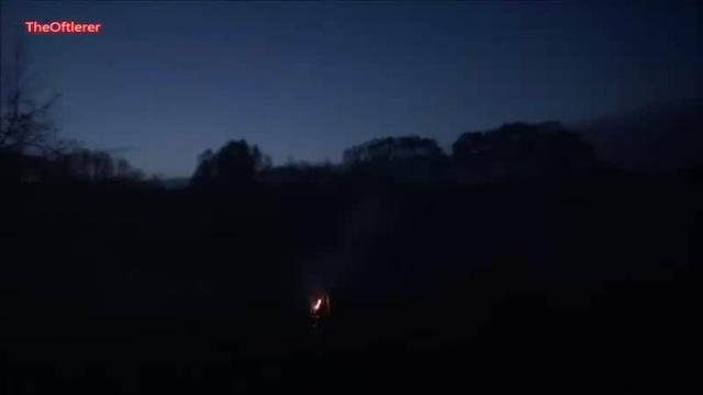 Home Made 200mm firework