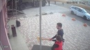 В Севастополе военный грузовик врезался в жилой дом