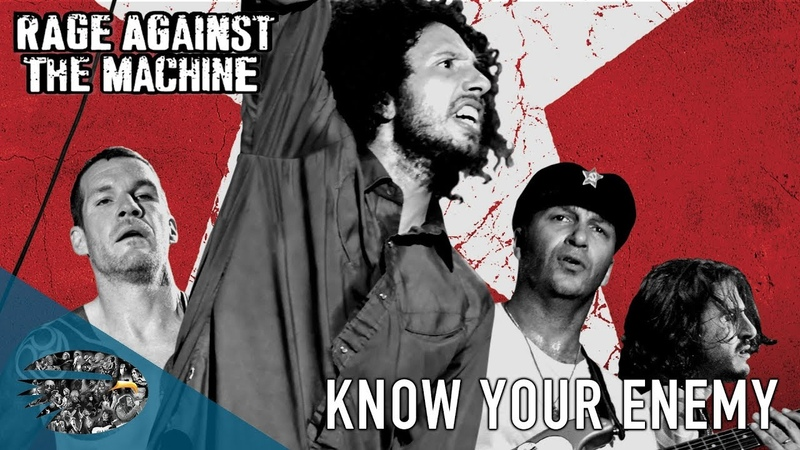 Rage Against The Machine - Know Your Enemy (Live At Finsbury Park)