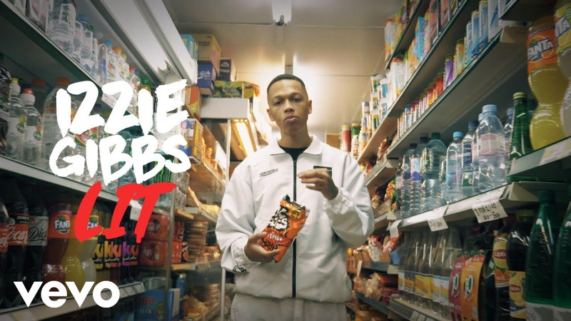 Izzie Gibbs Lit Official Music Video