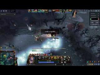 Monkey King dies during pause