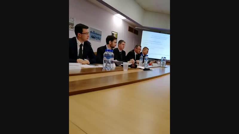 Встреча с инвестиционной командой ЛО и Яловым Д.А. БизнесКлубЛО