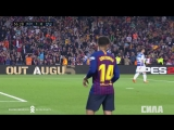«Барселона» - «Реал Сосьедад». Гол Коутиньо