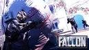 Фалькон против -Русский_воин-