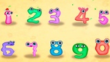 123 Learning app (Magic Numbers) Learn Numbers for toddlers