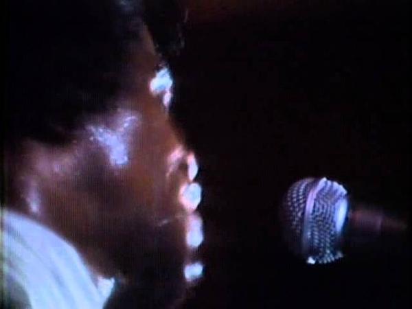 James Brown - Georgia On My Mind (Santa Cruz, California 1979)