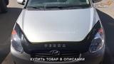 Дефлектор капота Хендай Акцент 3. Мухобойка на капот Hyundai Accent 3 Verna. Tuning. Тюнинг