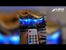 Инструкция к кроссовкам со светящейся подошвой