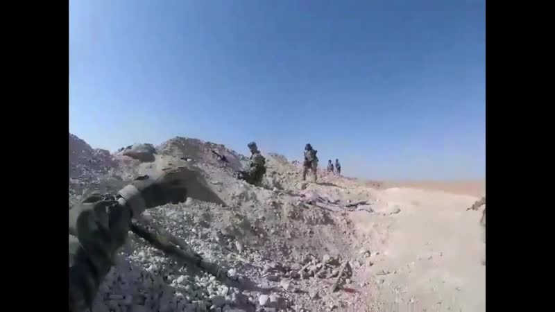 2/2 Strike team of Malhama Tactical in action, operation in Hama.