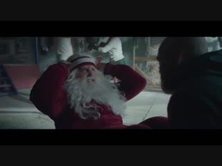Потрясающее рождественское видео от Audi