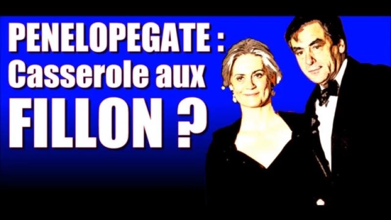 ADBK : PenelopeGate - Casserole aux Fillon ! ( 2017 )