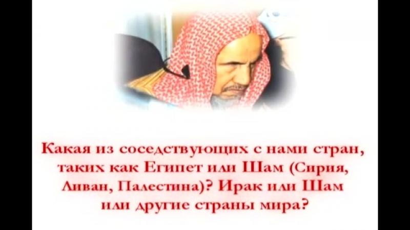 Шейх Ибн Баз: Вражда к Саудии - это вражда к таухиду