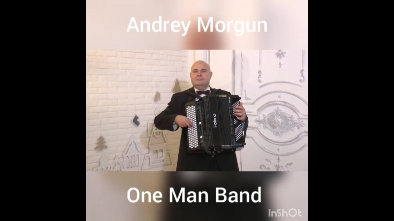 Andrey Morgun-One Man Band