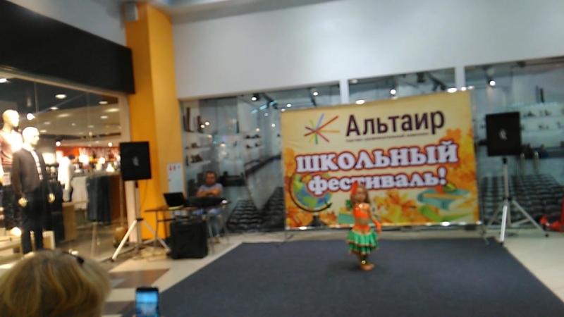 на Школьном фестивале  ТРК Альтаир 18-19.08.2018