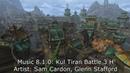 Kul Tiran Battle - Tides of Vengeance Soundtrack 8.1