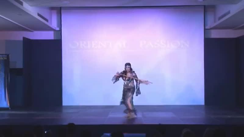 RANDA KAMEL (EGYPT) 5TH ORIENTAL PASSION FESTIVAL - ASSAYA SAIDI