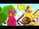 Песни для детей - КУКУТИКИ - Веселые песенки про машинки, животных, семью - Мегасборник_VIDEOMEG