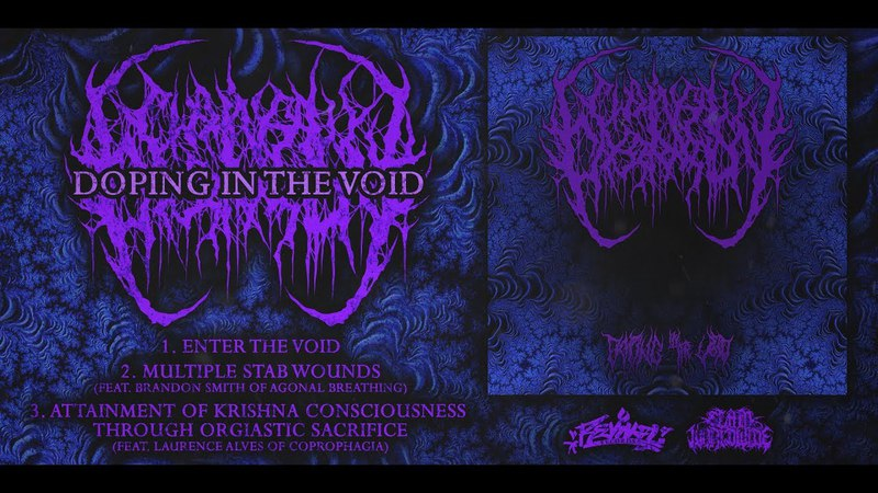 CHAINSAW CASTRATION - DOPING IN THE VOID [OFFICIAL PROMO STREAM] (2018) SW EXCLUSIVE