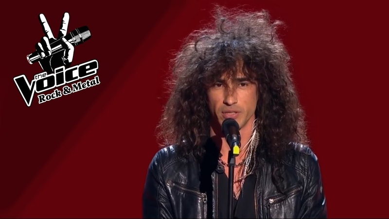 Best Rock Metal Blind Auditions in THE VOICE [Part 4]