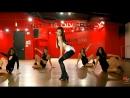 TIFFANY YOUNG OVER MY SKIN DANCE REHEARSAL YANIS MARSHALL CHOREOGRAPHY