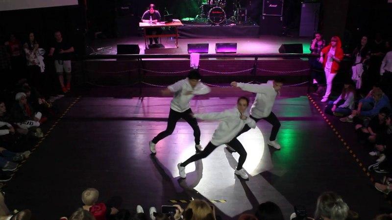 HitWave BTS 3J Urban Dance K POP COVER BATTLE STAGE 2