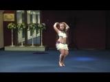 соло табла Перевалова Екатерина 3 место Студия восточного танца