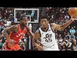 Toronto Raptors vs Utah Jazz - Full Game Highlights Oct 2, 2018 NBA Preseason