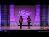 Les Twins World Hip-Hop Dance 2012