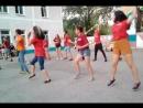 танец от вожатых