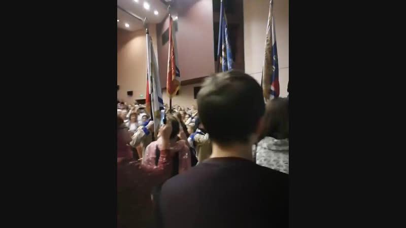 Илья Ульбиев Live
