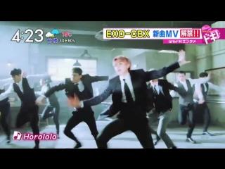 [CUT] 180424 EXO CBX - Horololo @ Oha! 4 NEWS LIVE