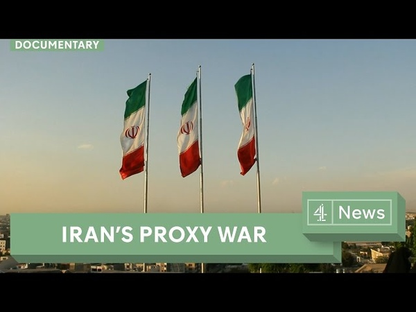 Iran's proxy war in Syria, explained