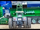 RC tractor ACTION! Siku Control in 1:32 scale fun by Hof Mohr!