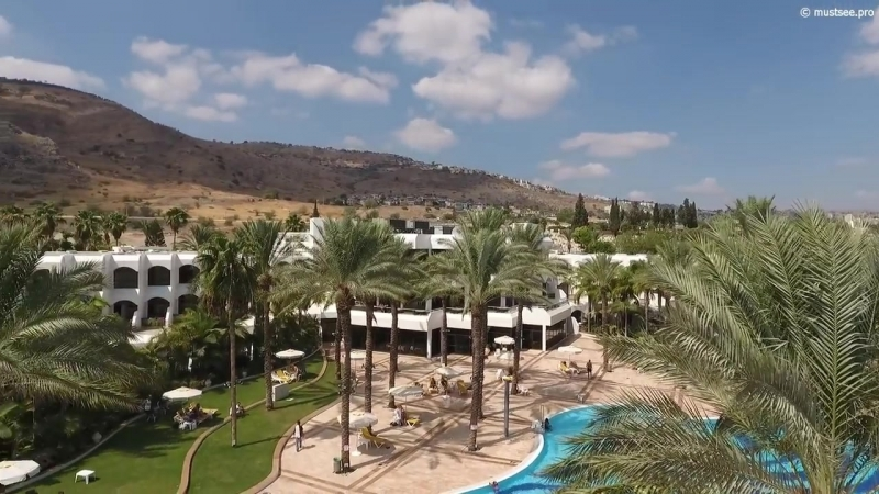 Sea of Galilee (Lake Kineret) - Tiberias (Israel) from drone - The Full Video