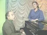 Валентина Толкунова и Владимир Шаинский - Улыбка (1981г).