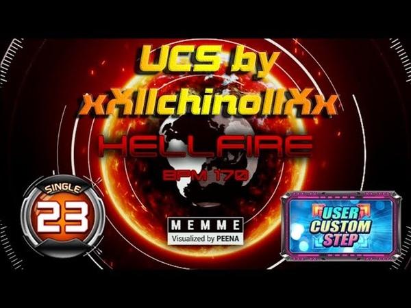 Hellfire S23 | Chino on Fire!! | UCS by xXIIchinoIIXx