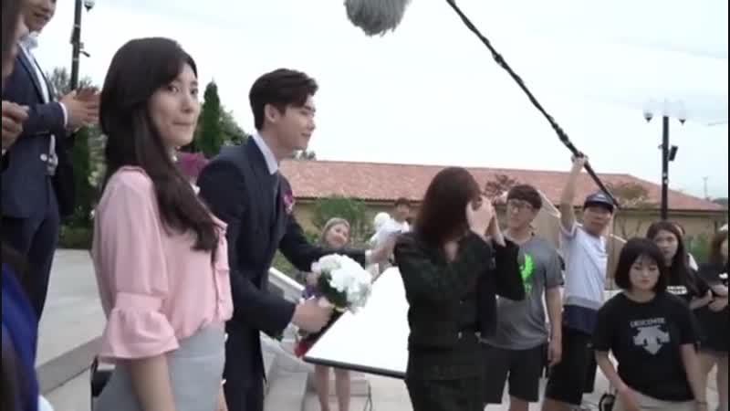 [BTS] While You Were Sleeping - EP32 (Suzy Lee Jong Suk, Shin Jae Ha Kim So Hyun, Ko Sung Hee)