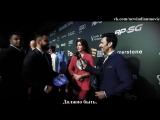Indian Sports Honours Awards_ Virat and Anushka play Never Have I Ever с русскими субтитрами от Fan Studio