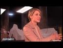 Melissa Benoist | Supergirl Season 4 on Set