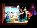 Танцевальная Атмосфера DANCE WORLD г. Мурманск_Детская группа Tribal шоу