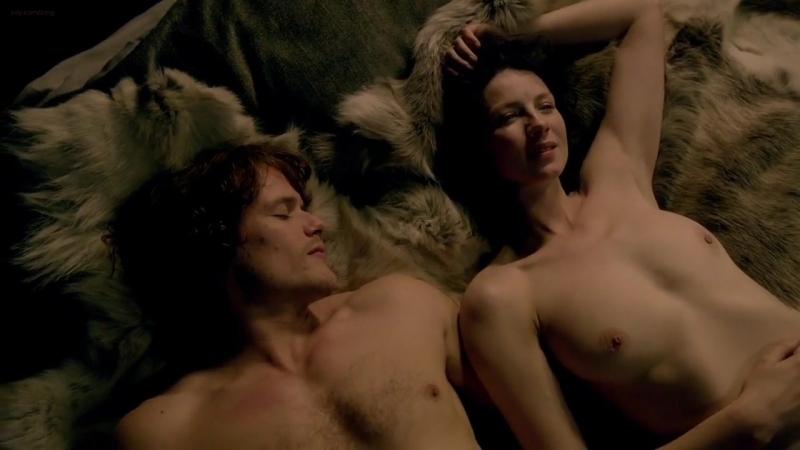 Nudes actresses (Caitriona Balfe, Callie Hernandez) in sex scenes / Голые актрисы (Катрина Балф, Калли Эрнандес) в секс. сценах