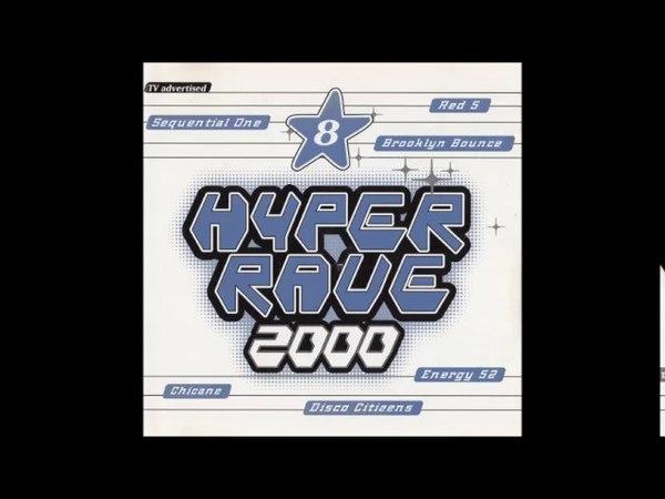 Hyper Rave 8 - 2000 CD 2